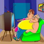 Как Вы видите причину лишнего веса?