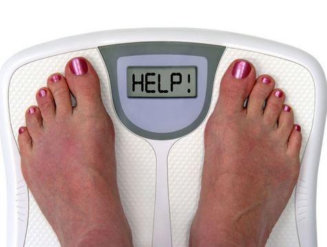 Что делать если вес остановился
